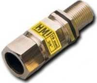 Double Compression Brass Cable Gland