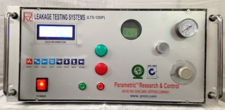 Leakage Testing System (Differential Pressure)