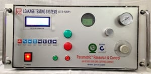 Leakage Testing System Differential Pressure