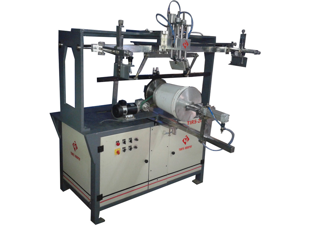 Round Screen Printing Machine
