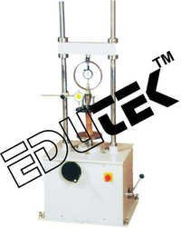 Unconfined Compression Tester Proving Ring Type
