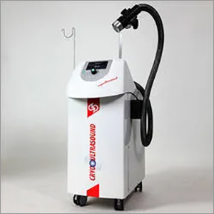 Cryo Ultrasound Therapy Machine