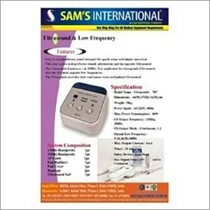Ultrasound 707 Muscle Stimulators