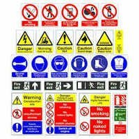 Road Safety Signages