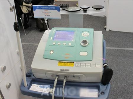 Radio Frequency Diathermy Device