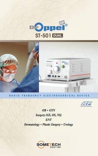 Radio Frequency Surgical Unit