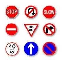 Regulatory Sign Boards