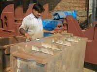 Gear Box Fabrication