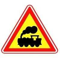 Railway Safety Signage