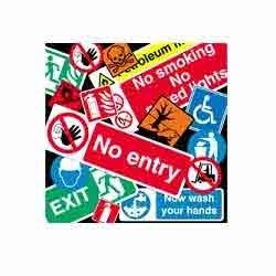 Outdoor Safety Signage