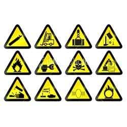 Hazard Signage