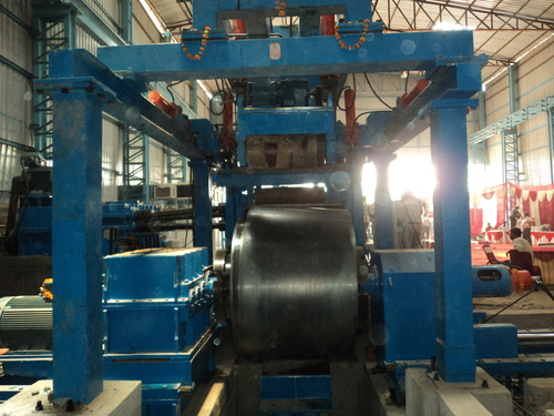 Industrial EOT Crane Assembly