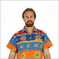 Printed Beach Shirts