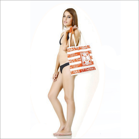 Orange Marine Bags