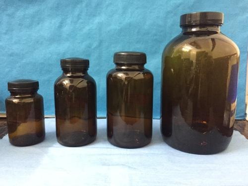 Glass Packer Bottles