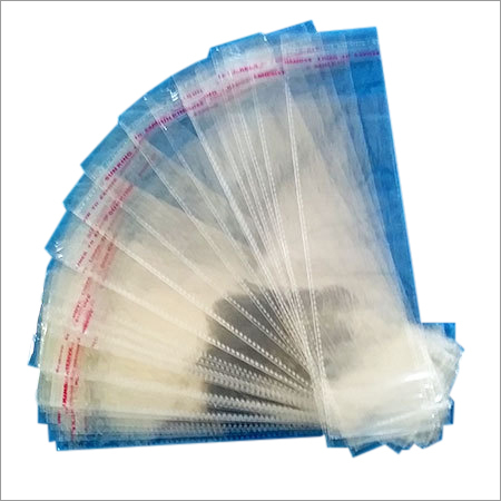Agarbatti Packaging Clear Bopp Bag