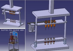 Assembly Machine for Syringes