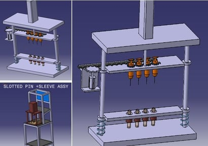 Assembly Machine For Syringes Certifications: Iso