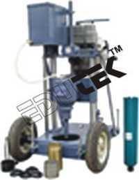 Core Cutting & Drilling Machine