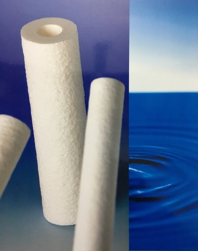 Melt- Blown Polypropylene Filter Cartridge