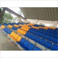 Plastic Stadium Chair
