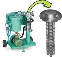 Gear Box Oil Filtration System
