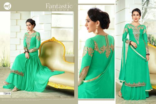 New Anarkali Gown Style