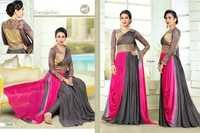 Ladies Anarkali Dress Material