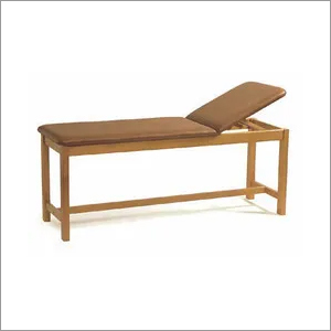 Wooden Treatment Couch