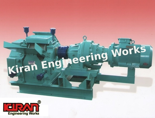 Sugarcane Crusher With Planetary Gear Box