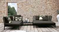 Designer Outdoor Sofa