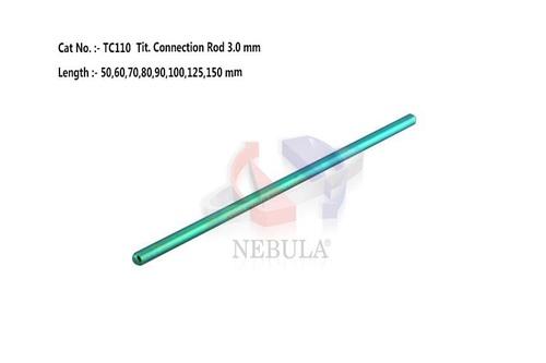 TIT CONNECTION ROD 3.0 mm