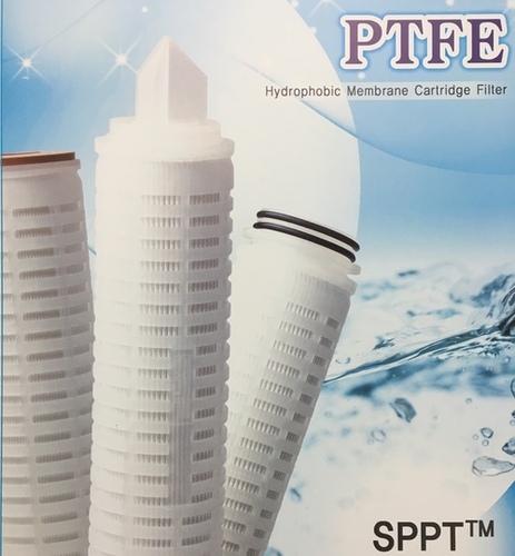 PTFE 0.45 Um Membrane Cartridge Filter