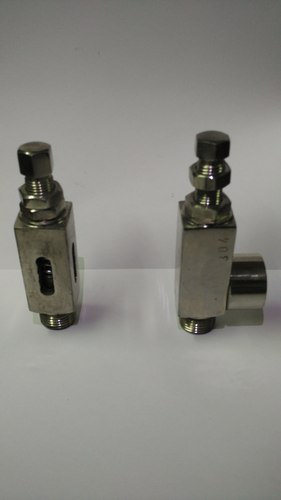 Spring Loaded SS Safety Valve
