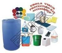 Ebola Virus Protection Kit Accessories