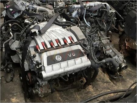 Aluminium Car Engine Scrap