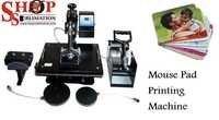 Mouyse Pad Printing Machine