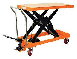 HYDRAULIC PALLET TOLLEY