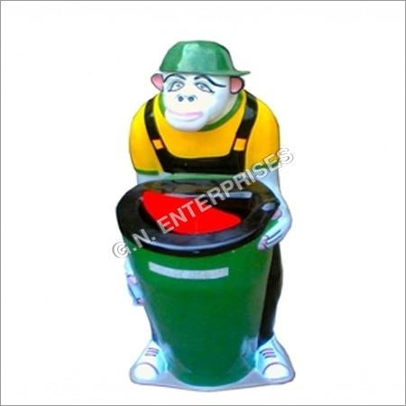 FRP Chimpu Dustbin