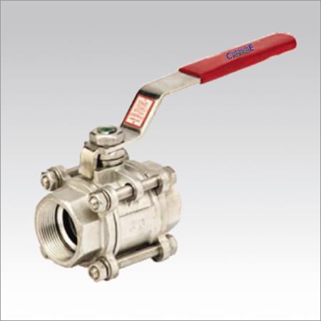 Socket Weld End Ball Valve