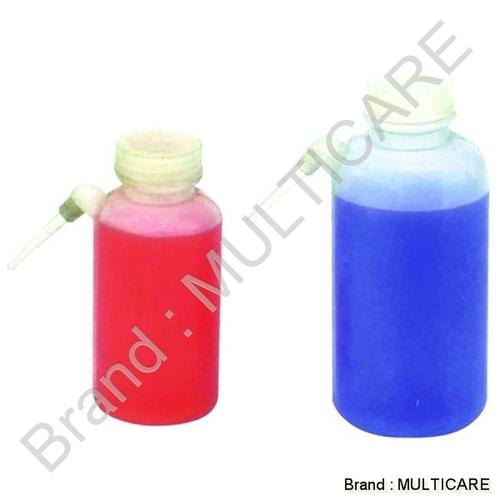 Wash Bottle Single Piece
