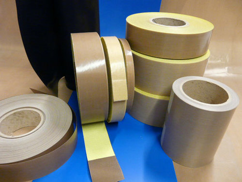 PTFE Glass Adhesive Fabric Tapes