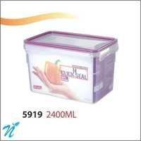 CNS Rect pkg. Cont. 2400 ML - VL
