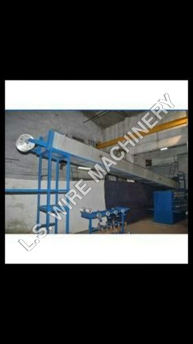 Wire Enamelling Machine