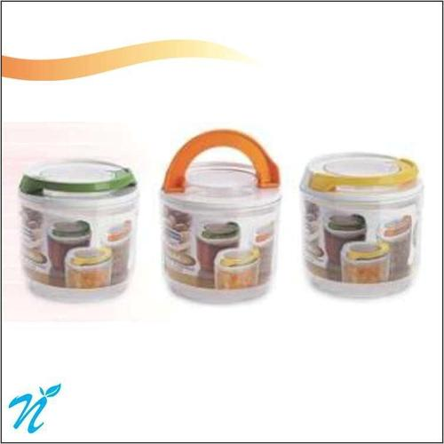 Blossom Air Tight Jar 600
