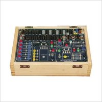 TDM Pulse Amplitude Modulation Demodulation Trainer
