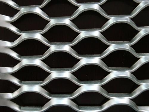 Expanded Aluminum Mesh