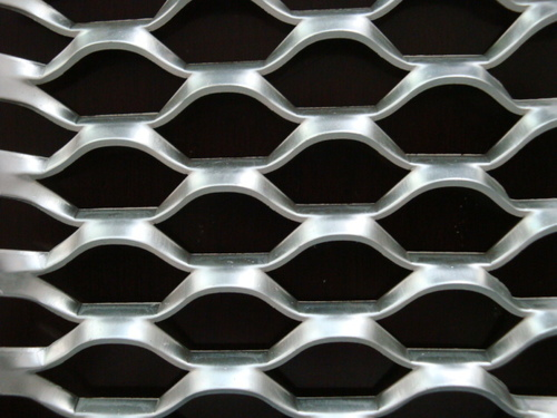 Expanded Aluminum Mesh