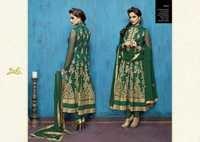 Pitha work Embroidery Anarkali