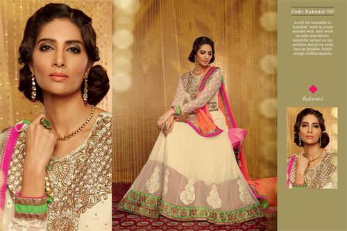 Heavy Anarkali Designer Dress